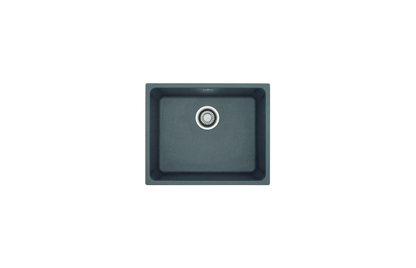 Кухонная мойка FRANKE KBG 110-50 графит