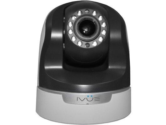 IP Видеокамеры IVUE IV2503PZ видеокамера IP 1.3 MPX Внутренняя поворотная WiFi P2P, Micro SD