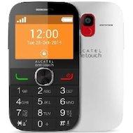 Фото Мобильный телефон Alcatel 2004C pure white
