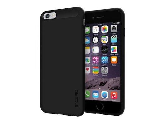 Чехол Incipio для iPhone 6/6S Plus NGP черный (матовый) (IPH-1197-BLK)