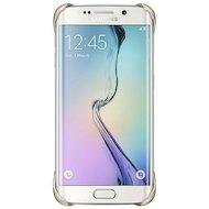 Фото Чехол Samsung Protective Cover для Galaxy S6 Edge (SM-G925) (EF-YG925BFEGRU) gold