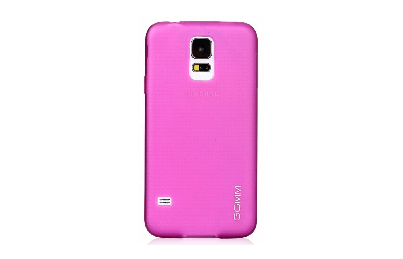 Чехол GGMM для Galaxy S5 Pure-S5 Rose (SX02904)