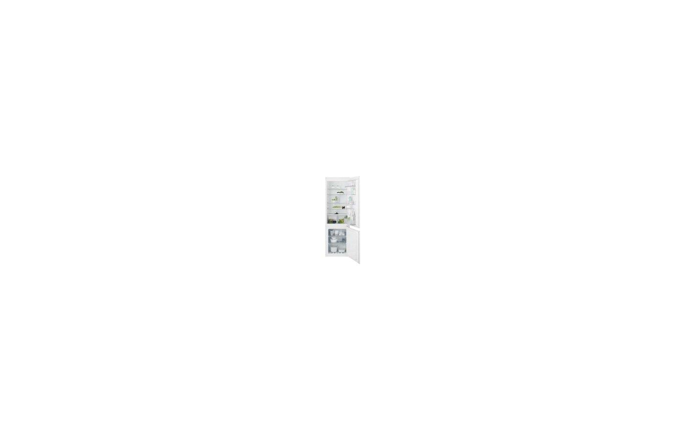 Встраиваемый холодильник ELECTROLUX ENN 92841AW