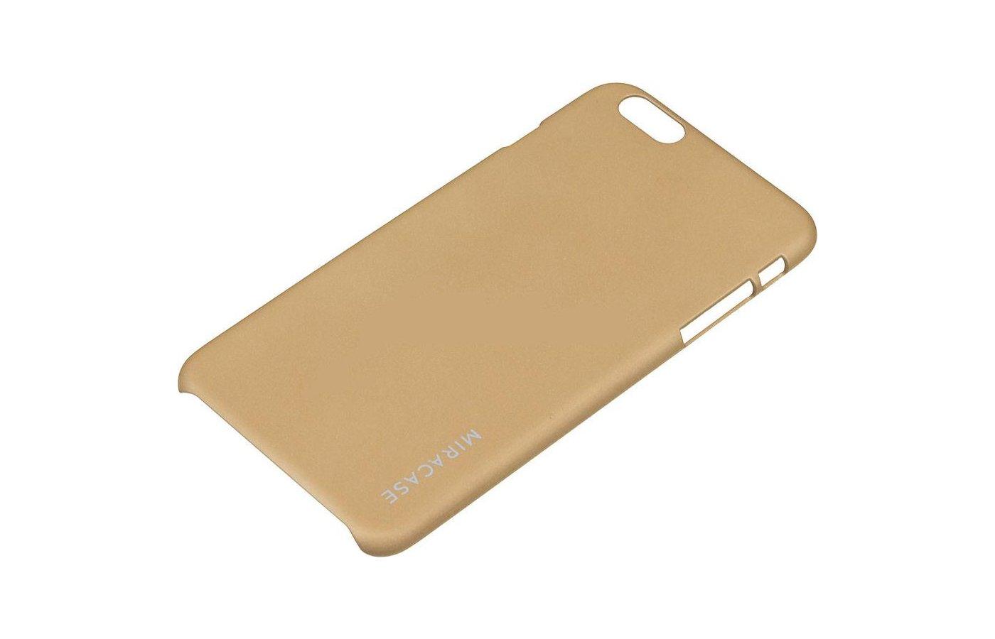 Чехол Miracase для iPhone 6/6S Plus MS-8403 quicksand золотистый