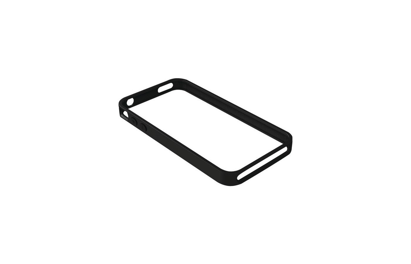 Чехол iLuv для iPhone 4/4S Edge black (ICC741BLK)