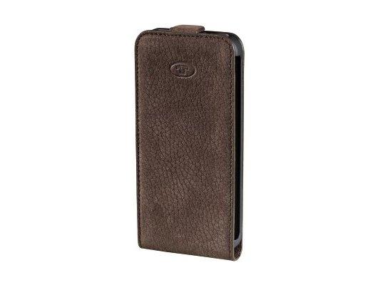 Чехол Tom Tailor для Galaxy S4 Flap коричневый кожа (00122648)