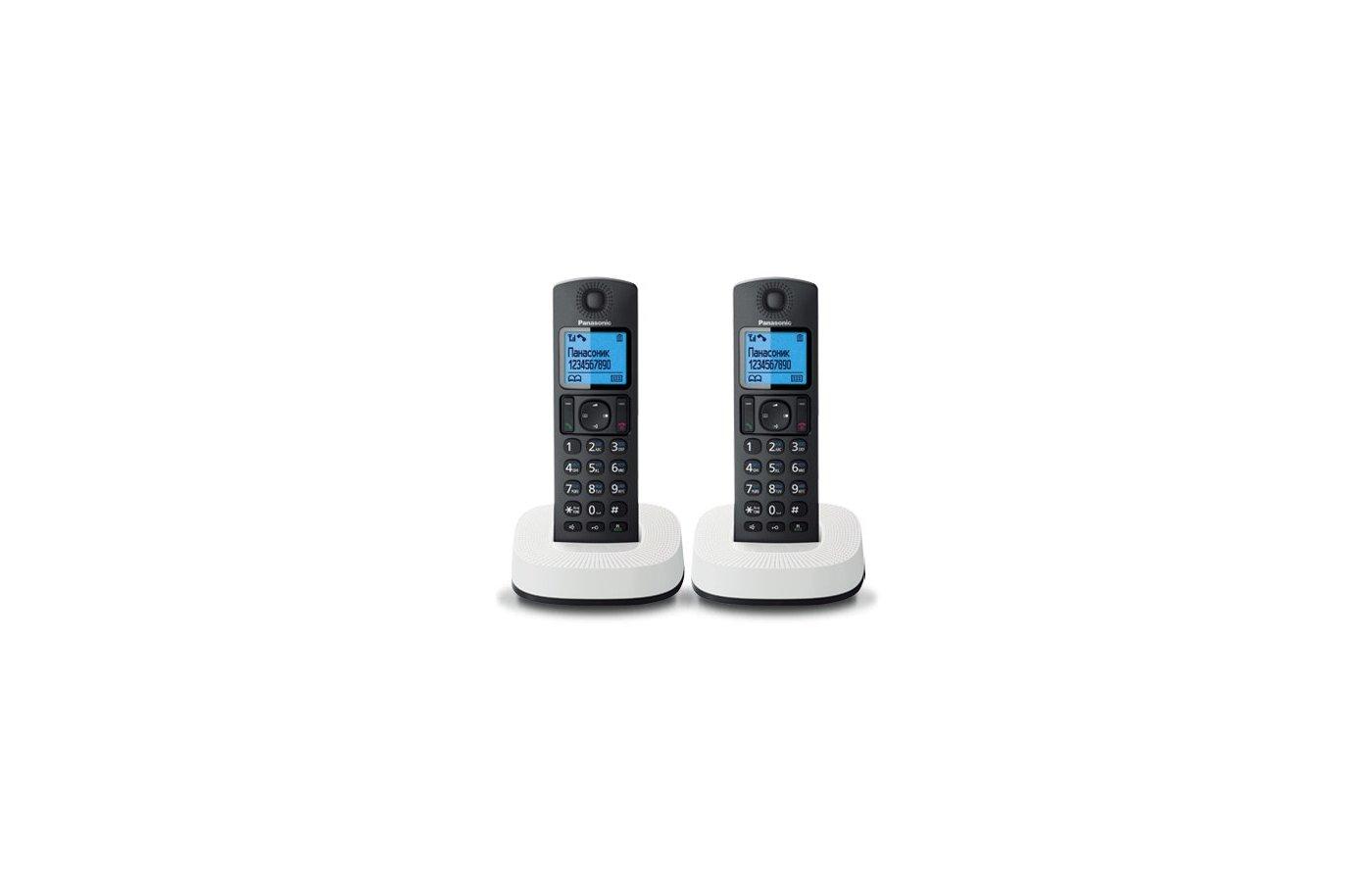 Радиотелефон PANASONIC KX-TGC312RU2