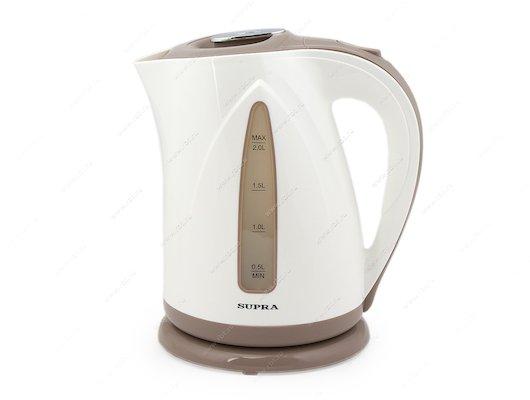 Чайник электрический  SUPRA KES-2004 grey