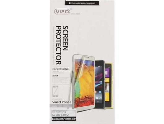 Стекло Vipo пленка для Galaxy Core 2 прозрачная