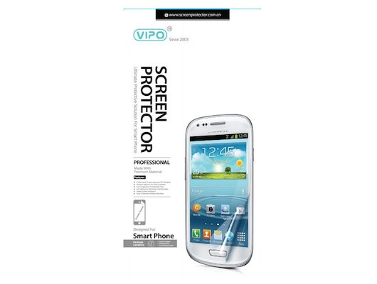 Стекло Vipo пленка для Galaxy S3 mini ultra-thin matte