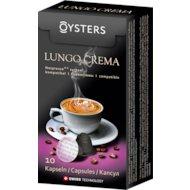 капсулы для кофеварок Oysters Lungo Crema 10 капсул