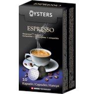 Фото капсулы для кофеварок Oysters Espresso 10 капсул