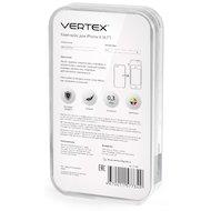 Фото Чехол Vertex для iPhone 6/6S Клип-кейс черный дым