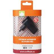 Фото Зарядное устройство EcoStyle СЗУ USB 2A черный