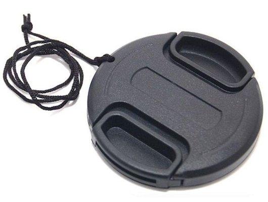 Бленда JJC 55mm крышка для обьектива