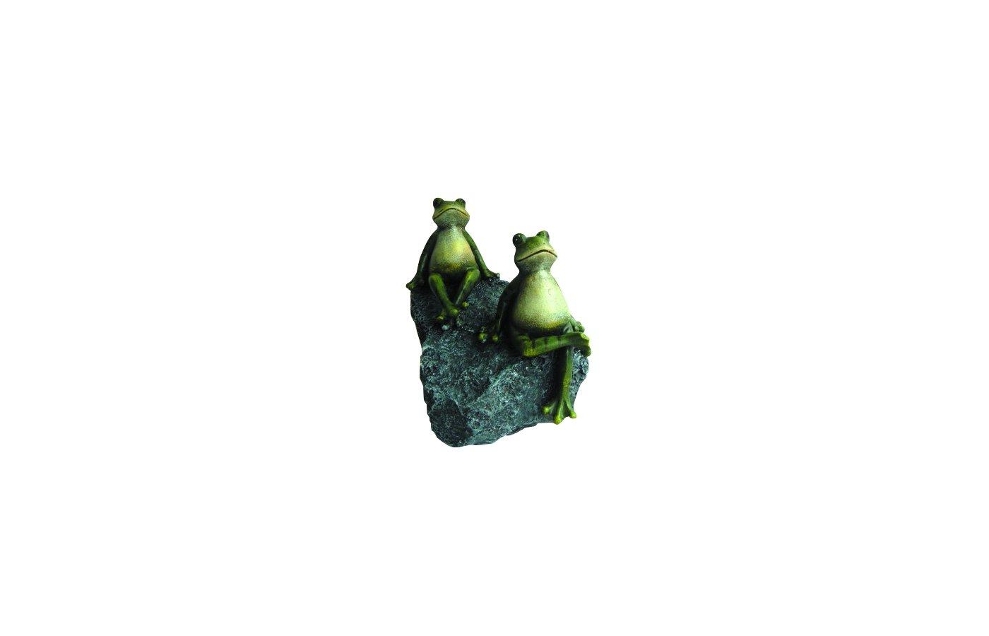 Инвентарь GREEN APPLE GA200-16 Фигурка садовая Лягушки 14*10*12.5см