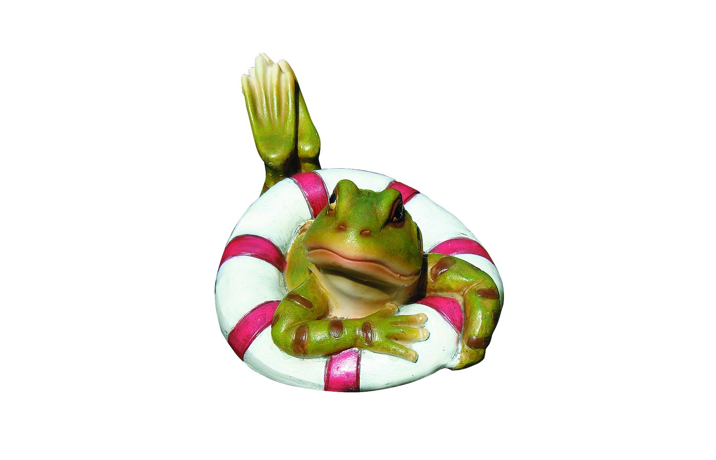 Инвентарь GREEN APPLE GRWD1-17 Фигура плавающая Лягушка