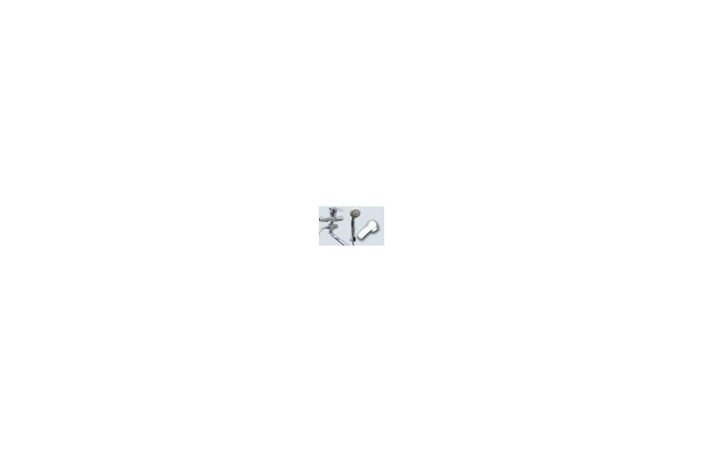 Смеситель ProfSan 523-КТ023 Смеситель для ванны ЛЮКС латунь
