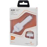 Фото Зарядное устройство VERTEX АЗУ 30-pin 2.1A для Apple