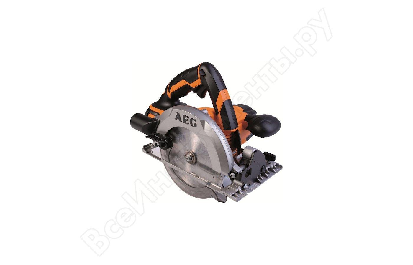 Электропила дисковая AEG BKS 18-0