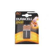 Батарейка Duracell Крона 9V 1шт. (6LR61)