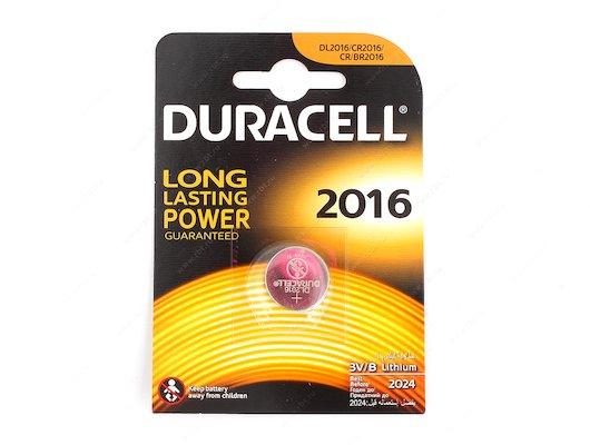 Батарейка Duracell CR2016 1шт.