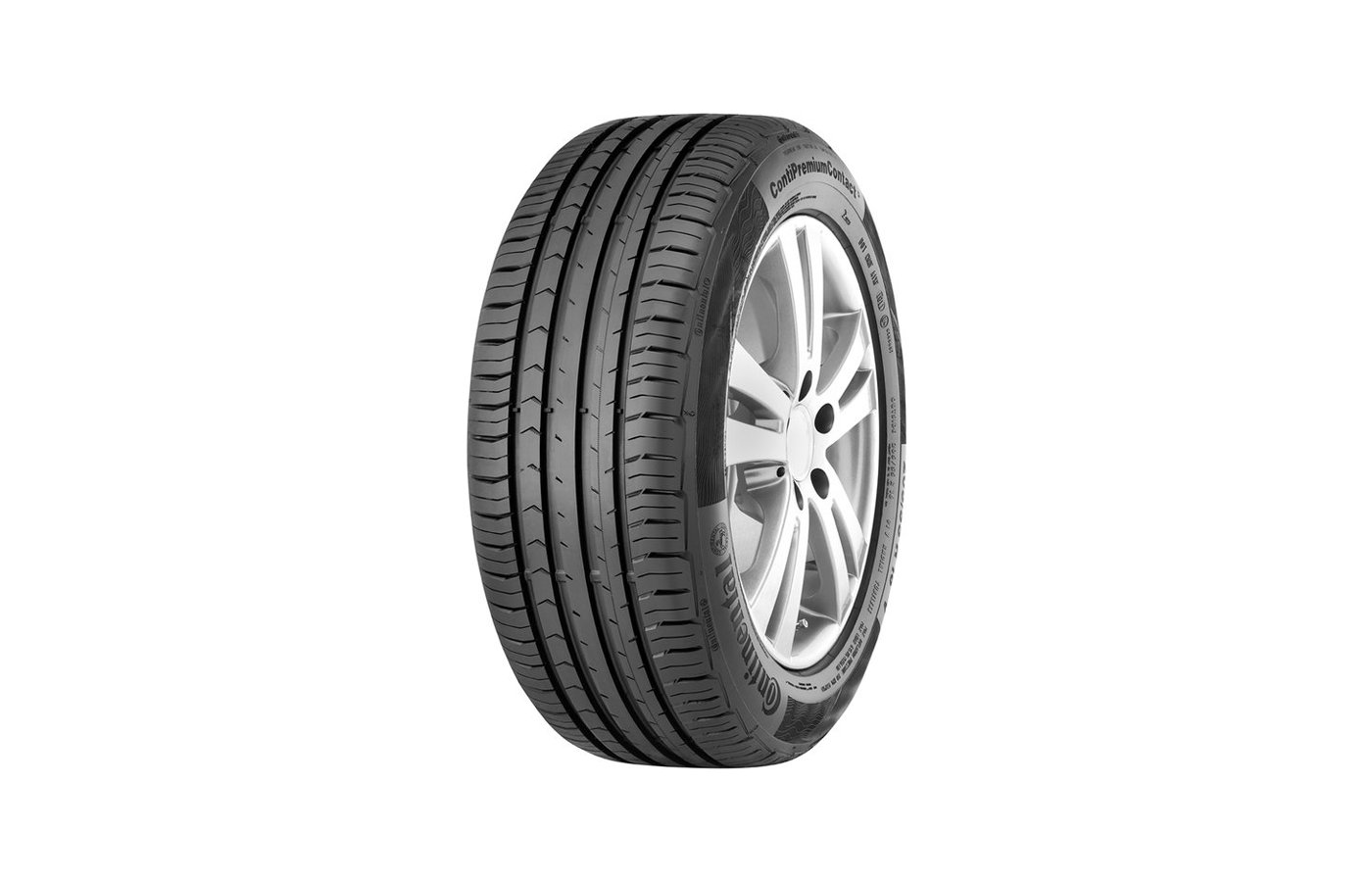 Шина Continental ContiPremiumContact 5 175/65 R14 TL 82T
