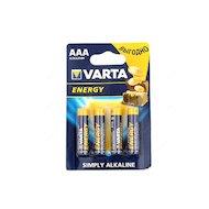 Фото Батарейка VARTA Energy AAА 4шт. LR03/4BL