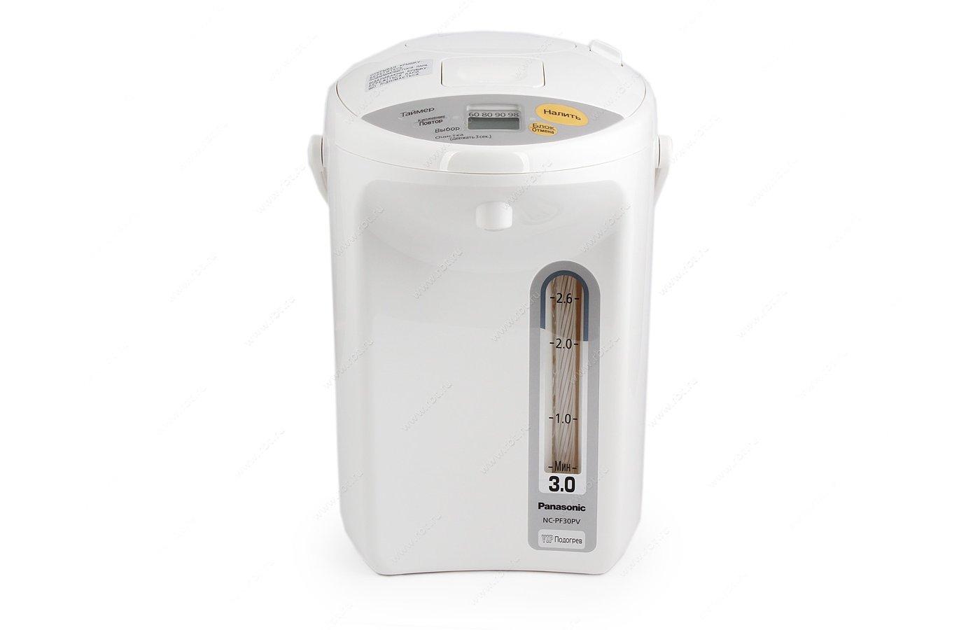 Чайник электрический  PANASONIC NC-PF30 PV