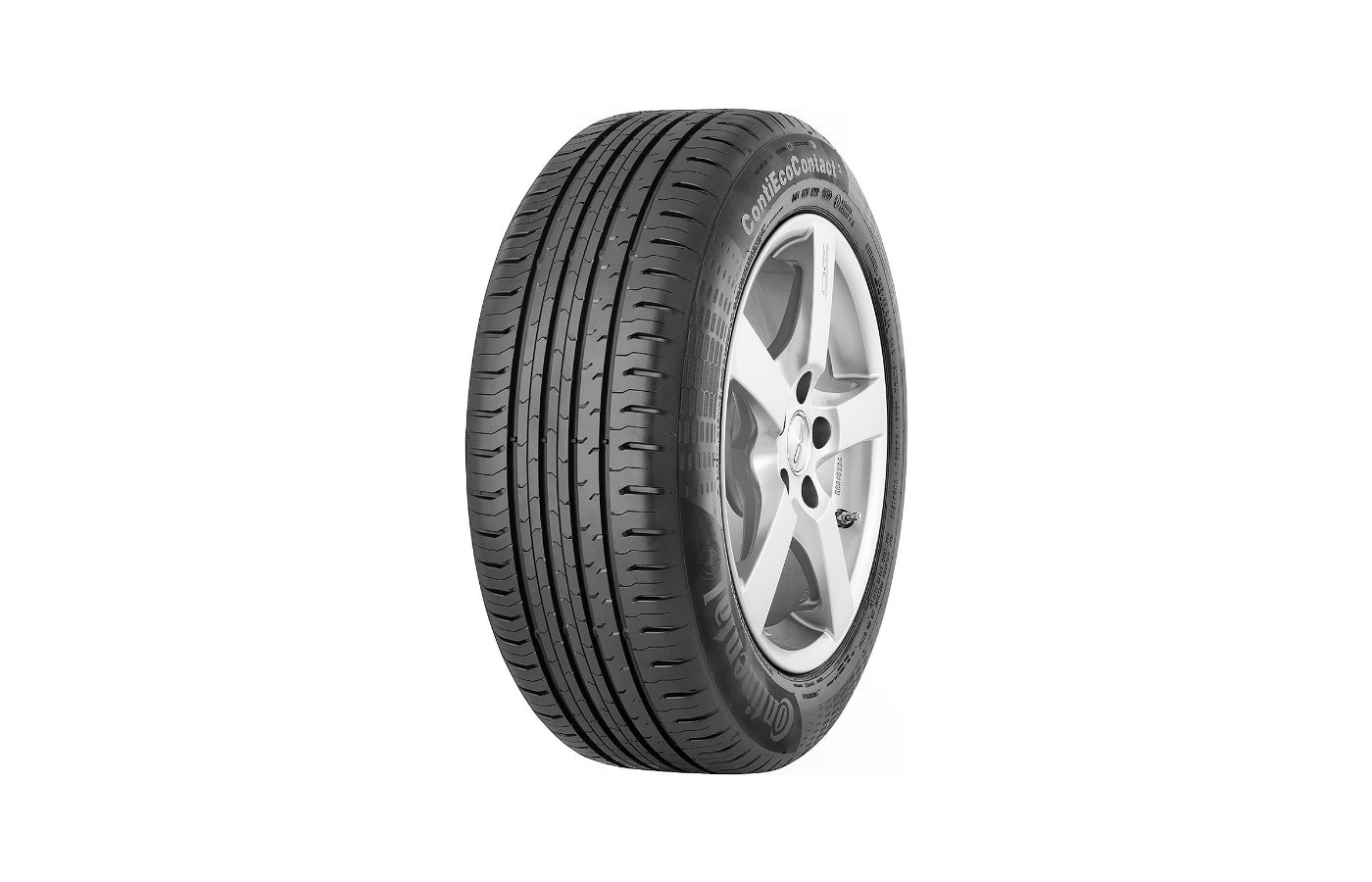 Шина Continental ContiEcoContact 5 215/65 R16 TL 98H