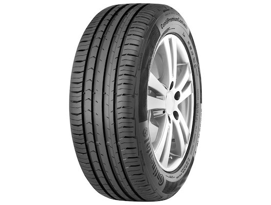 Шина Continental ContiPremiumContact 5 195/65 R15 TL 91T