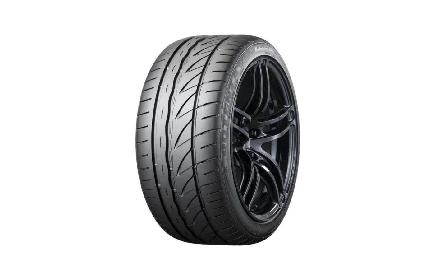 Шина Bridgestone Potenza RE002 Adrenalin 195/55 R15 TL 85W