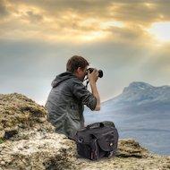 Фото Сумка для фотоаппарата Promate xPose.XL