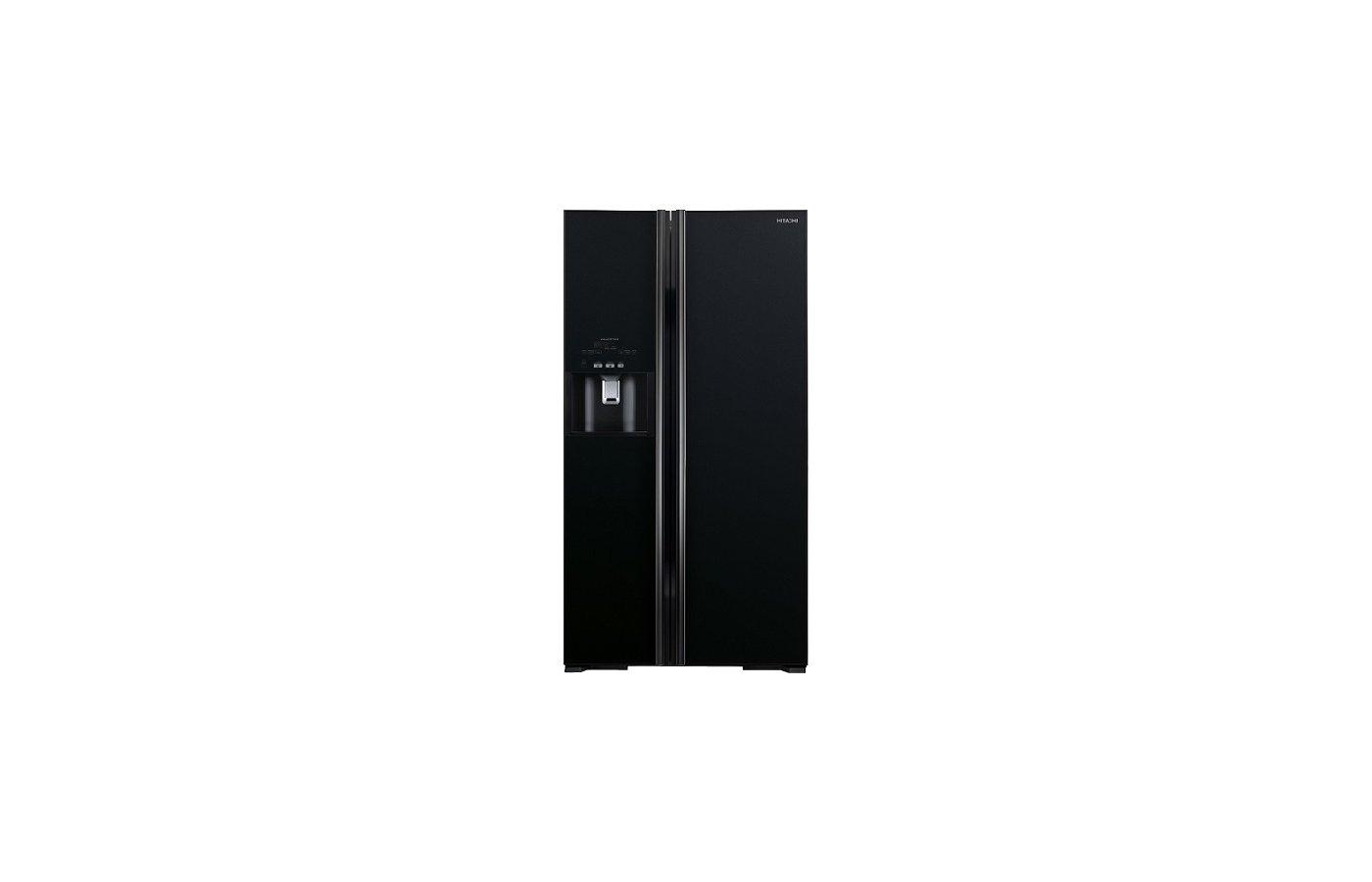 Холодильник HITACHI R-S702GPU2 GBK