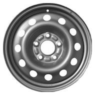 Фото Диск ТЗСК Renault Duster 6.5x16/5x114.3 D66.1 ET50 Металлик