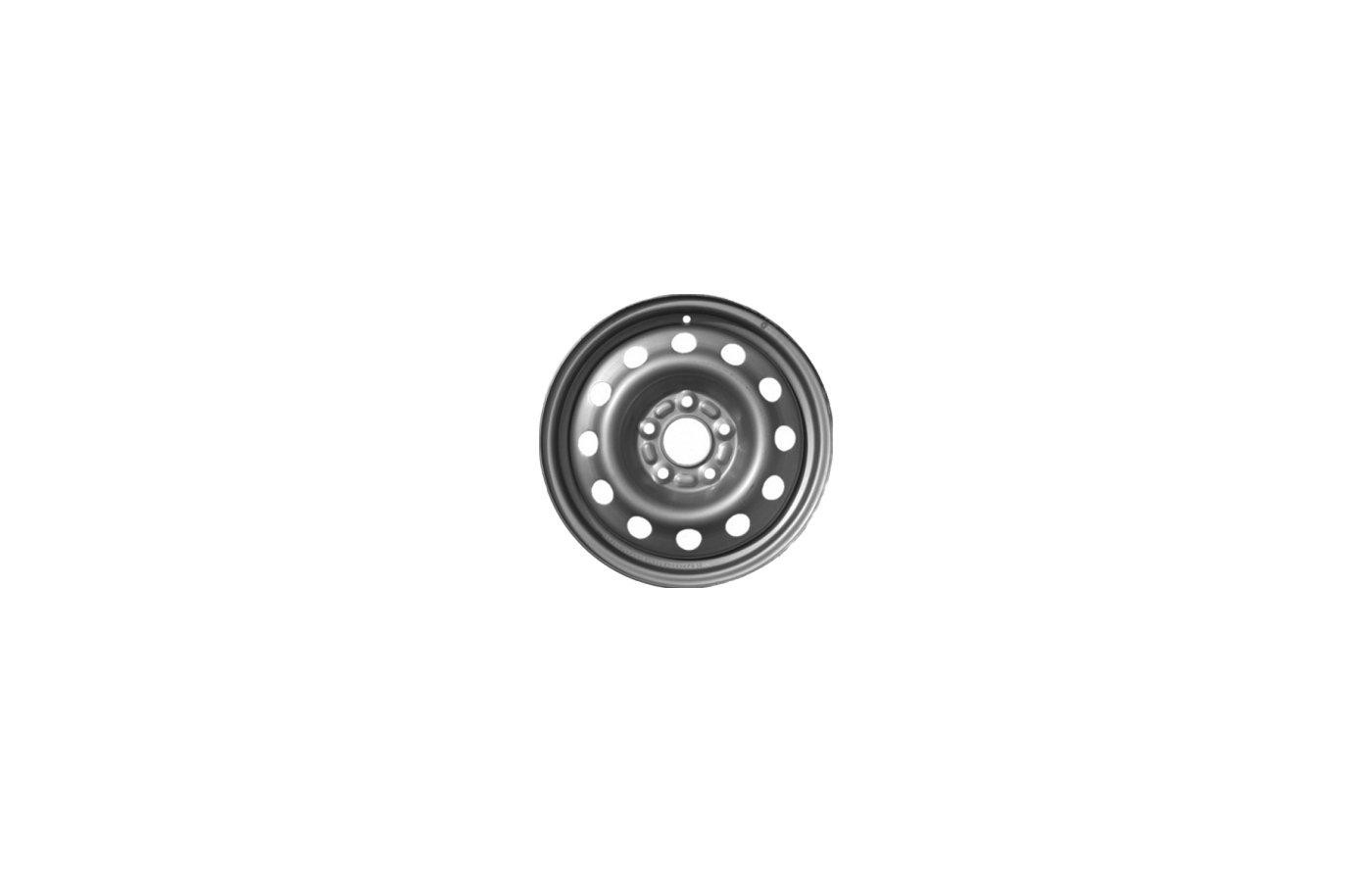 Диск ТЗСК Renault Duster 6.5x16/5x114.3 D66.1 ET50 Металлик