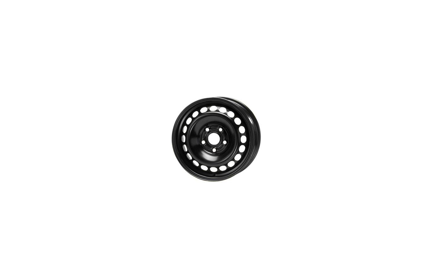 Диск Trebl X40008 6.5x16/5x114.3 D66.1 ET45 Black
