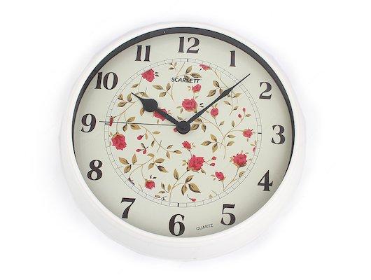 Часы настенные Scarlett WC 1002I