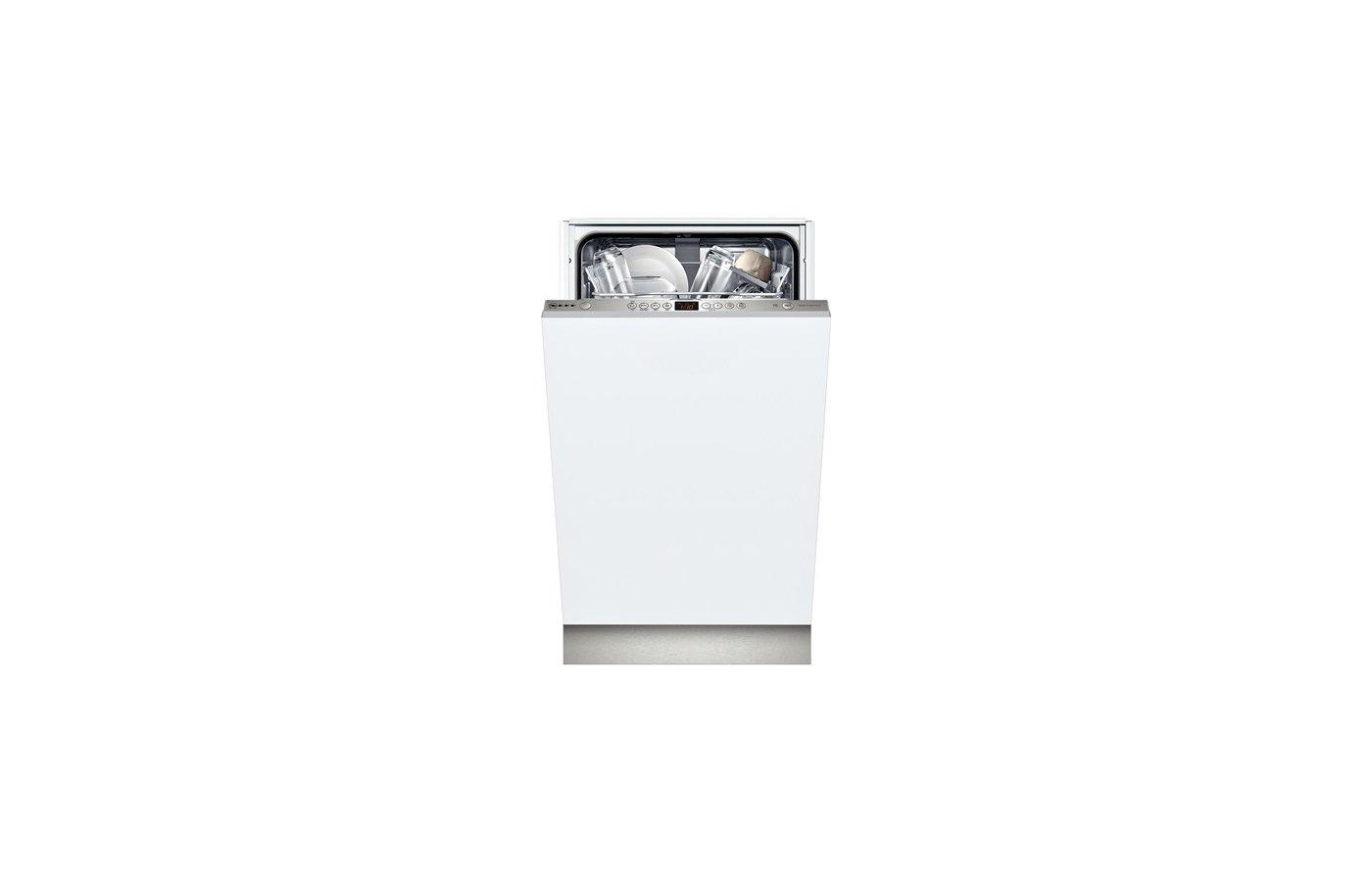 Встраиваемая посудомоечная машина NEFF S 58M40X0RU