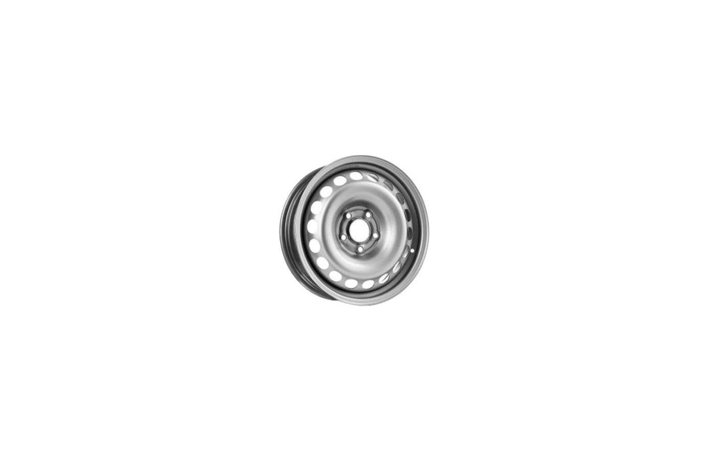Диск Trebl X40010 6.5x16/5x112 D66.6 ET39.5 Silver