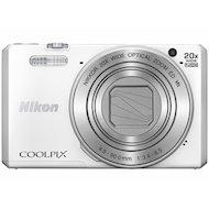 Фото Фотоаппарат компактный NIKON Coolpix S7000 white