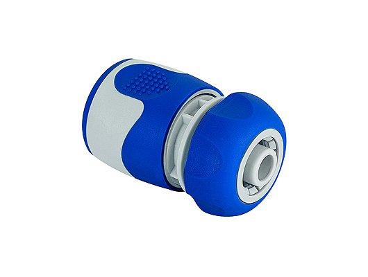 Соединитель GREEN APPLE GWHC20-057 Коннектор для шланга 12 мм (1/2), пластик, TPR (20/200/2400)