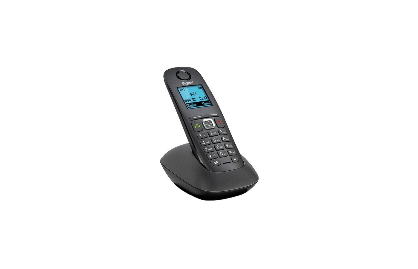 Радиотелефон Gigaset A540A black