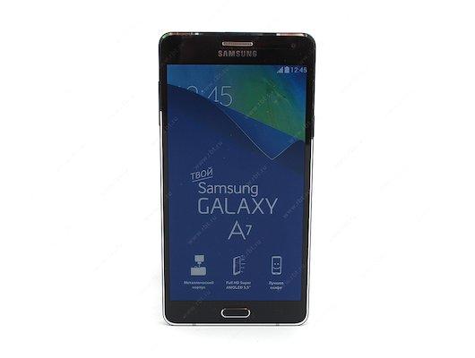 Смартфон Samsung SM-A700FD Galaxy A7 black