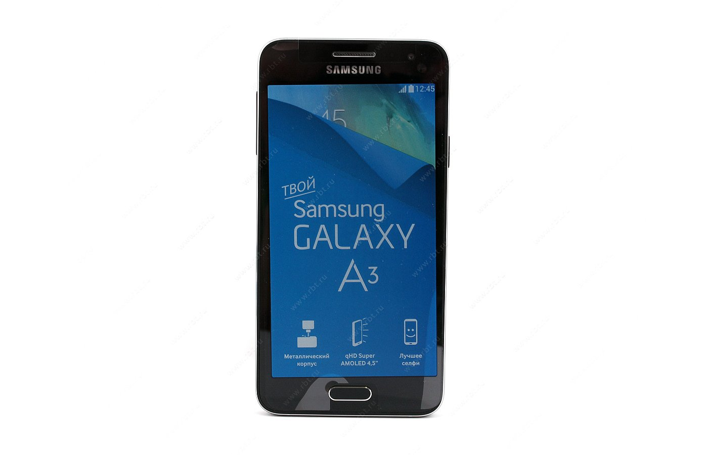 Смартфон Samsung SM-A300F/DS Galaxy A3 black