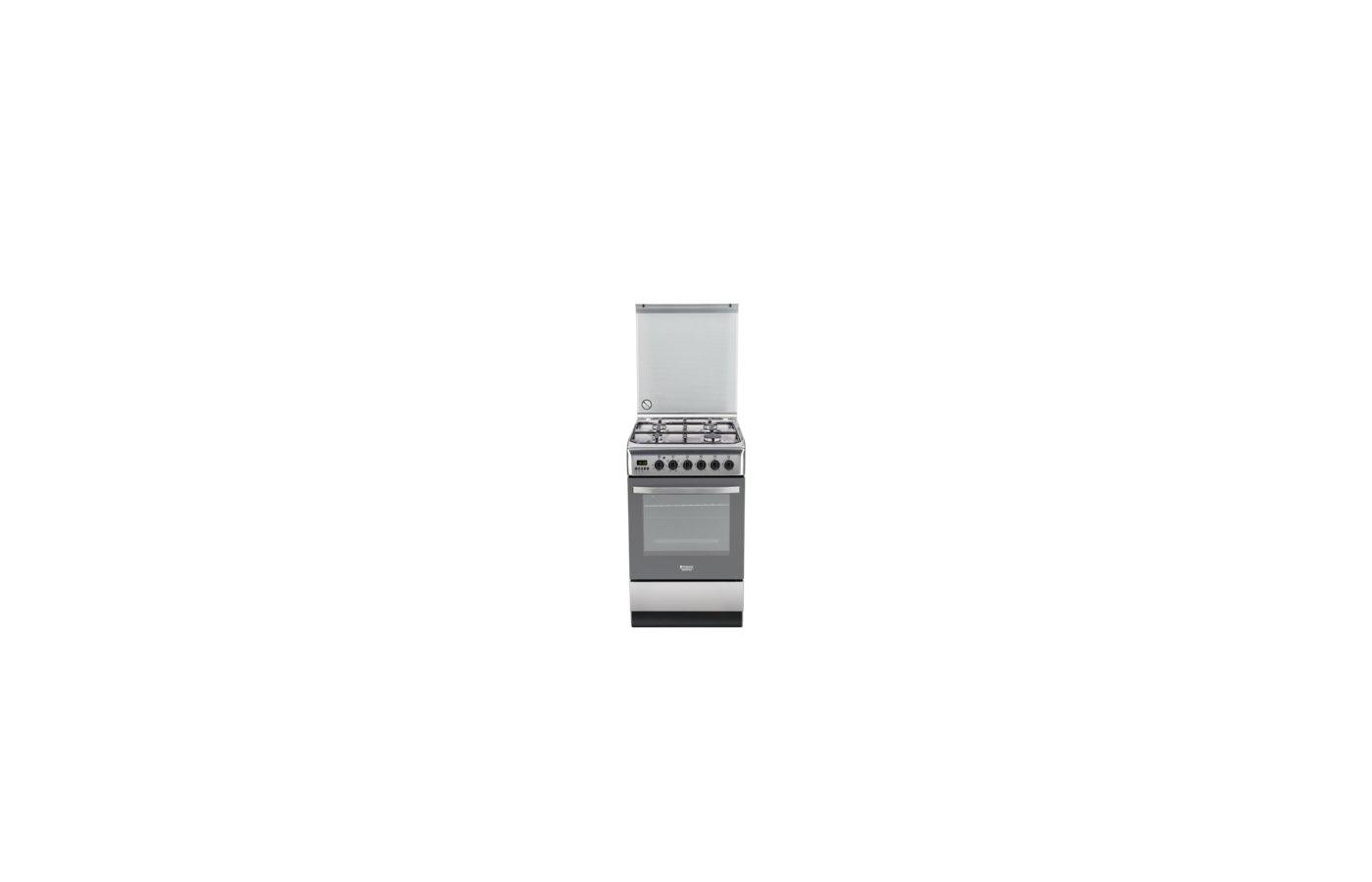 Плита комбинированная HOTPOINT-ARISTON H5G56F (X) RU
