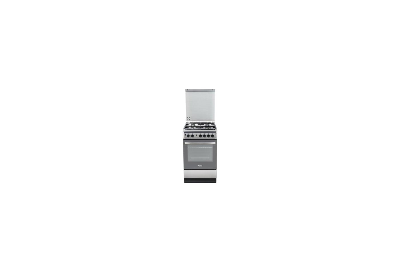 Плита газовая HOTPOINT-ARISTON H5GG1F (X) RU
