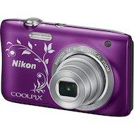 Фото Фотоаппарат компактный Nikon Coolpix S3700 pink
