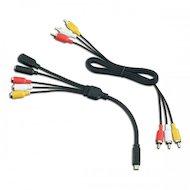 Фото GoPro Набор кабелей для Hero3 и Hero3+ ANCBL-301