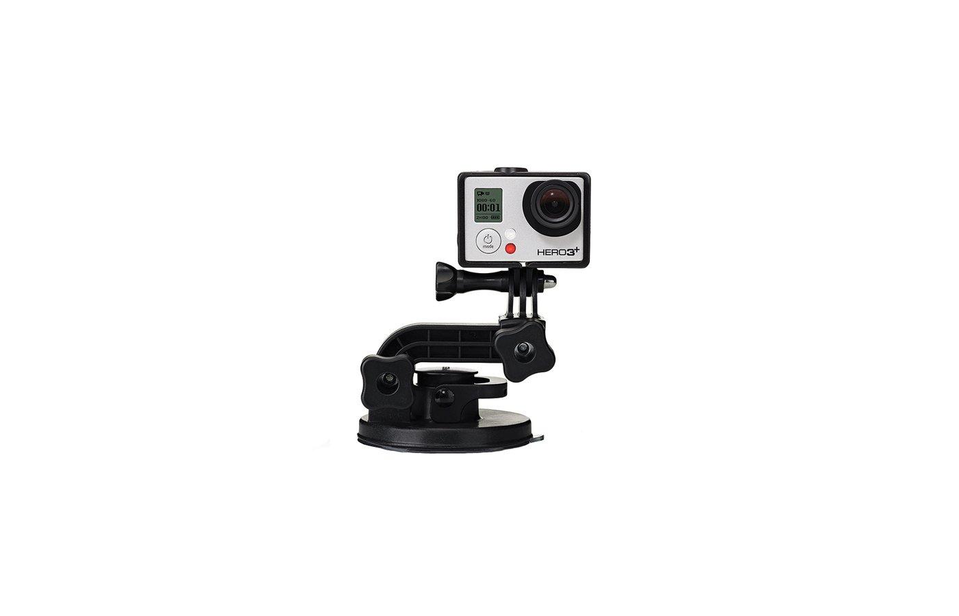 GoPro Крепление с присоской AUCMT-302